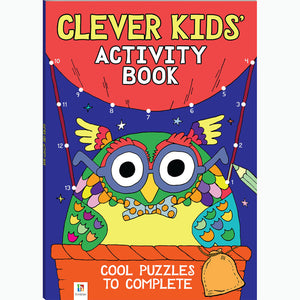 Hinkler Clever Kids' Activity Book