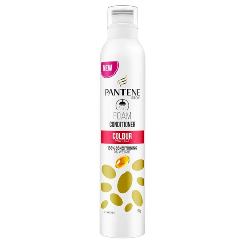Pantene Colour Protect Foam Conditioner 170g