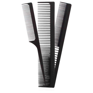 TBX ANTI-STATIC STYLING COMB - SET OF 3