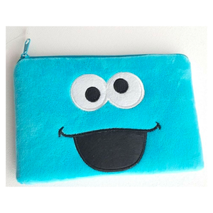 Sesame Street Cookie Pencil Case