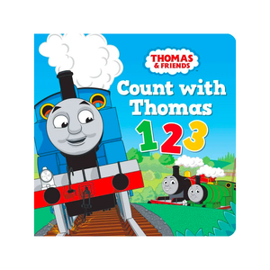 Thomas & Friends Count with Thomas 123