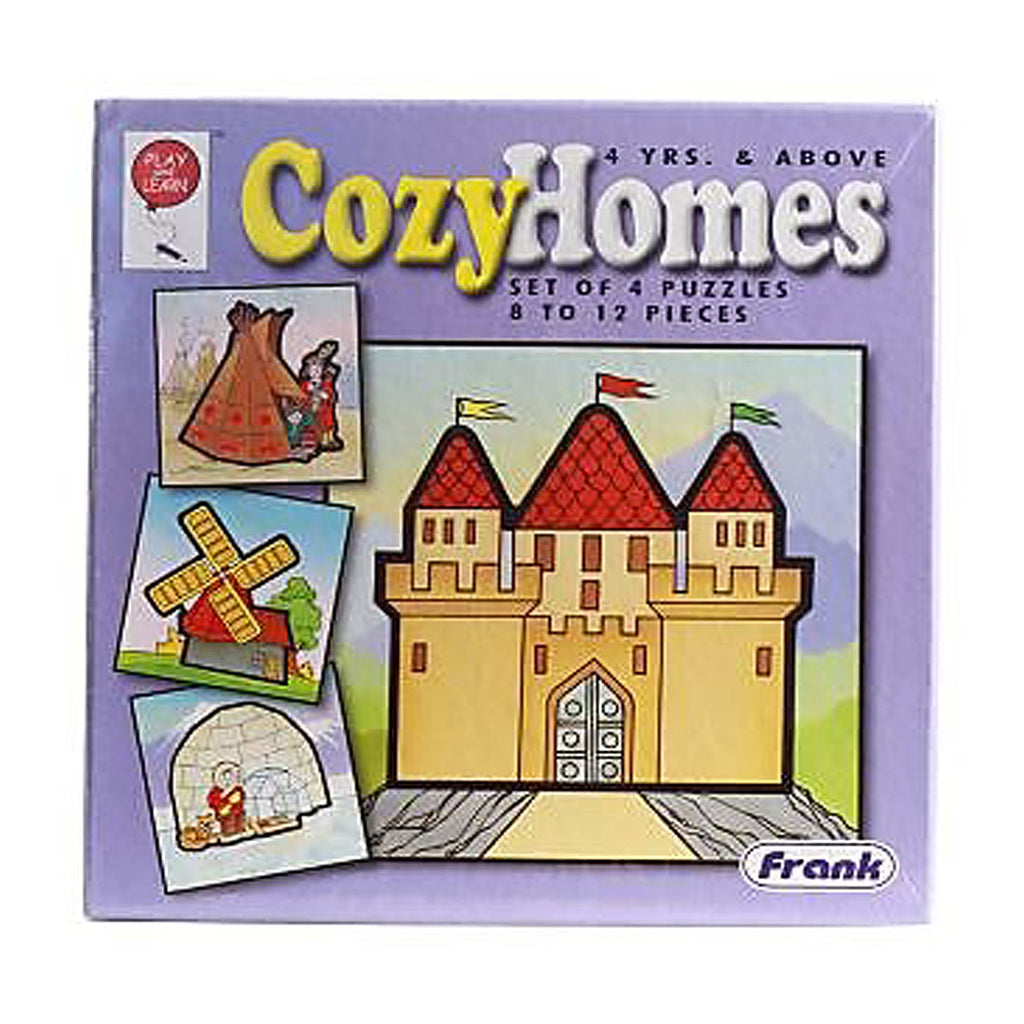 Cozy Homes Junior Puzzle