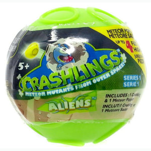 Crashlings Meteor Mutants From Outer Space Mystery Pack