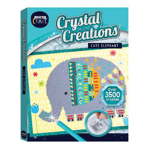 Crystal Creation Kit - Cute Elephant