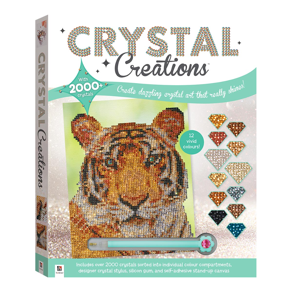 Crystal Creation Kit - Tiger