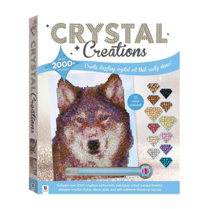 Crystal Creation Kit - Wolf
