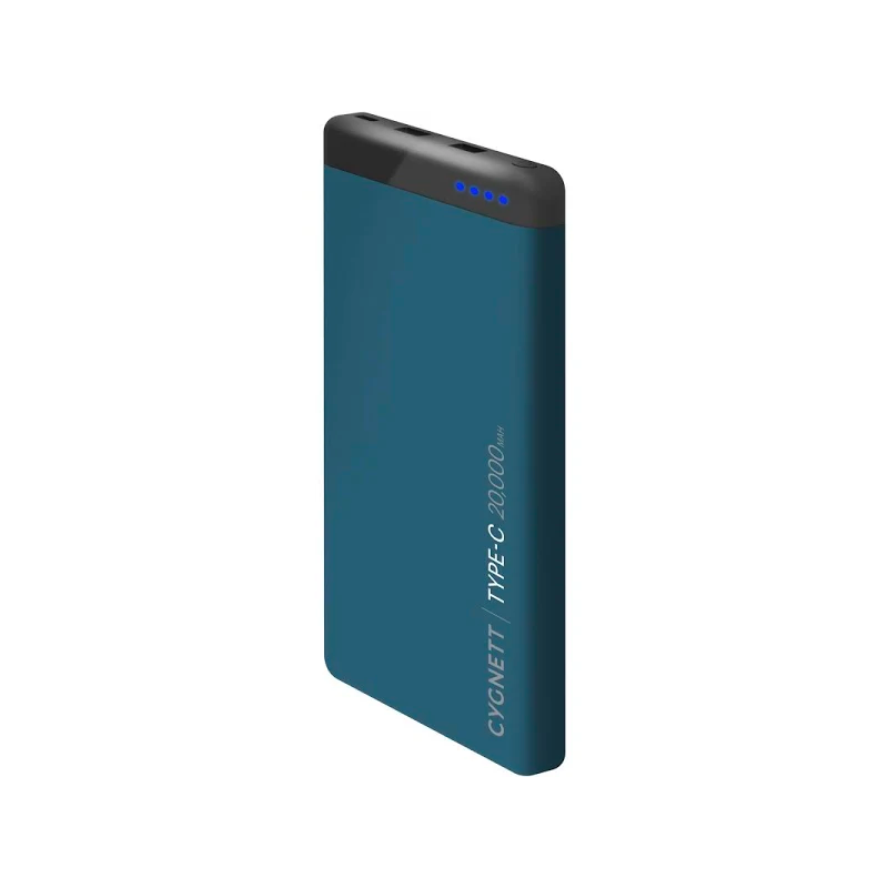 Cygnett ChargeUp Pro 20000mAh Power Bank - Blue