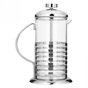 French Press Tea & Coffee Plunger - 350ml