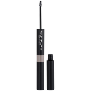 Perfect Brows Pencil & Clear Gel Duo by Hailey Baldwin for ModelCo - Medium/Dark