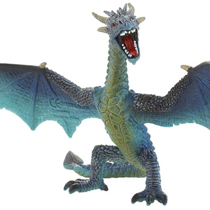 Bullyland Single-Headed Flying Dragon: Assorted Colours