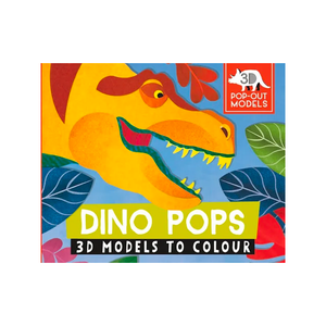 Dino Pops by Jonathan Woodward