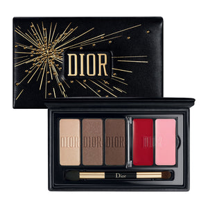 Dior Sparkling Couture Palette - Eye & Lip Makeup