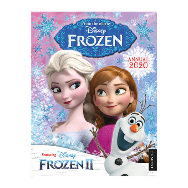Disney Frozen Annual 2020 Story Book