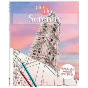 Dot-to-Dot Book: Serenity