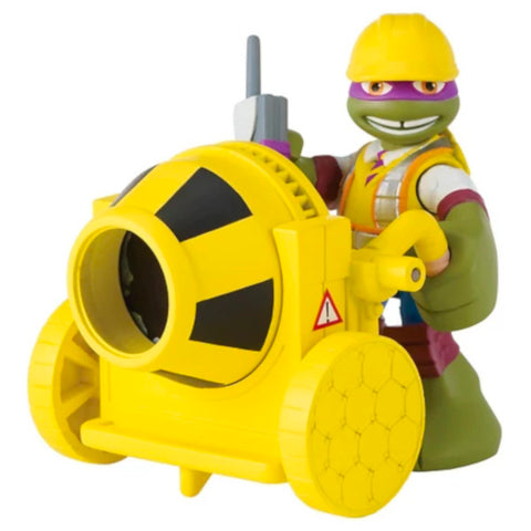 Teenage Mutant Ninja Turtles Half Shell Heroes