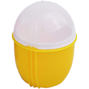 Cracking Eggs Microwave Egg Cookers (SMALL)