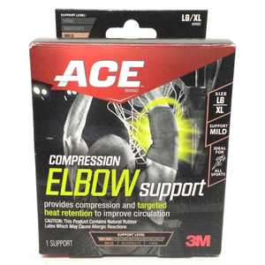 ACE™: Compression Elbow Support Smooth Sales