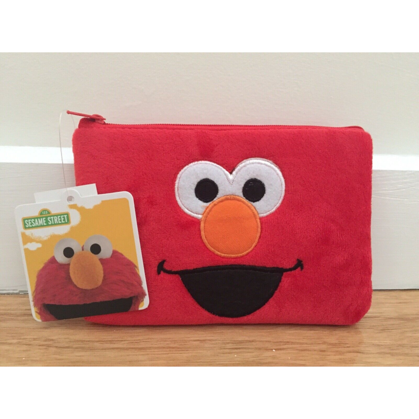 Sesame Street Elmo Pencil Case