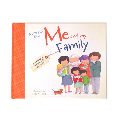 Little Book About Me and My Family
