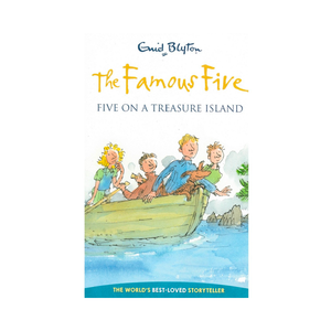 The Famous Five - Five on Treasure Island