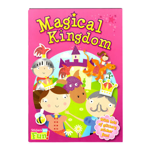 Magical Kingdom Activity Book