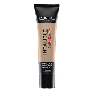 L'Oreal Infallible 24Hr Matte Foundation 22 Radiant Beige 35ml