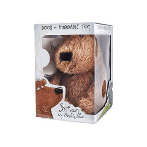 Brian The Smelly Bear - Book & Plush