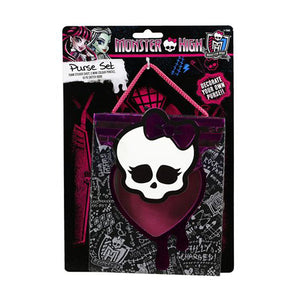 Monster High Fashion Purse Activity Set