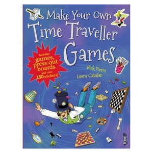 Make Your Own Time Traveller Games