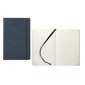 Milford Soft Cover A5 Navy Journal (5 Pack)