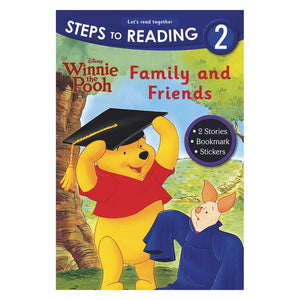 Winnie The Pooh - Family And Friends