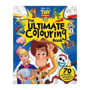 Disney Toy Story 4: The Ultimate Colouring Book