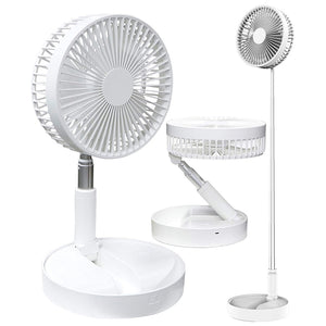 Rechargeable Extendable Portable Fan