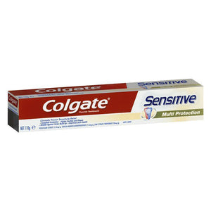 6 x Colgate Sensitive Multi Protection Toothpaste 110g