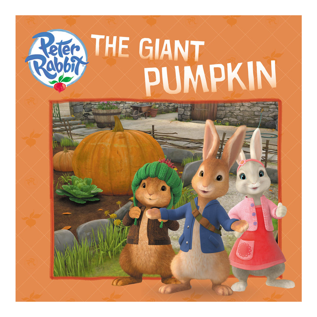 The Giant Pumpkin (Peter Rabbit Animation) - Picture Book