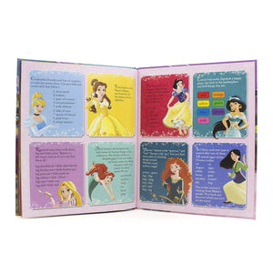 Disney Princess Look And Find Book