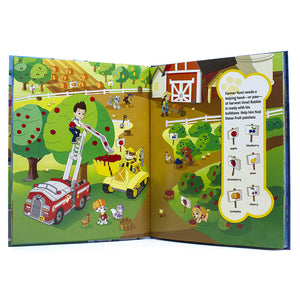 Paw Patrol Look And Find Book