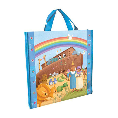 Bible Stories : 5-Book Collection in Fabric Bag