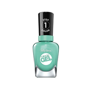 2 x Sally Hansen Miracle Gel Step 1 Nail Polish 14.7ml