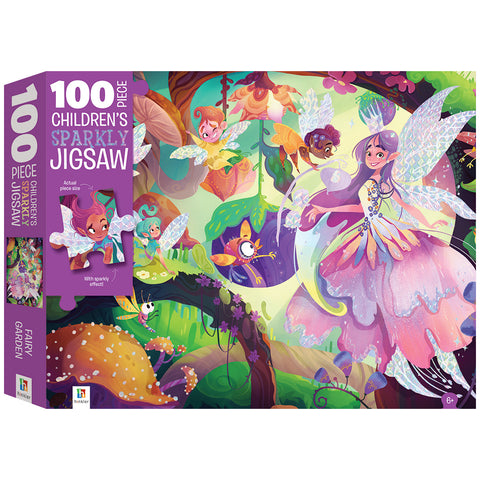 Farries 100 PIECE TEXTURED CHILDREN'S JIGSAW PUZZLE