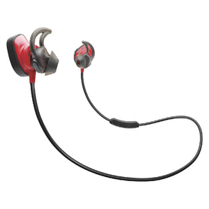 Bose SoundSport Pulse Wireless Headphones - Red