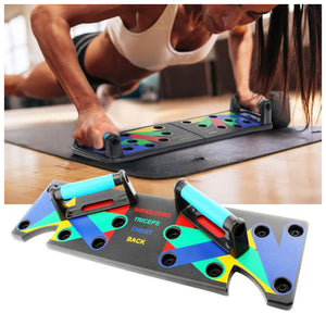 9-In-1 Push Up Board Smooth Sales
