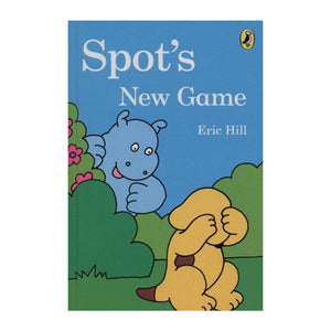 Spot's New Game By Eric Hill