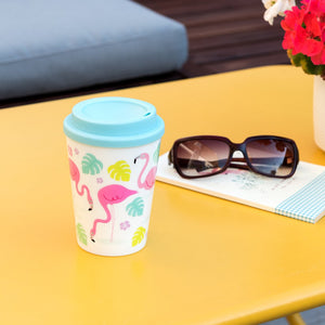 Flamingo Bay Travel Mug - 350ml