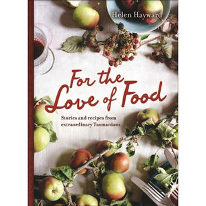 Helen Hayward - For The Love Of Food (Hardcover Book)