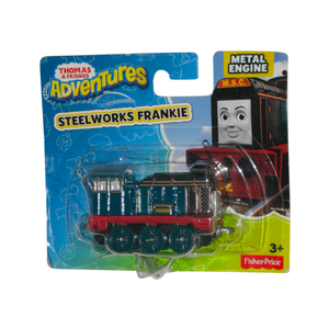 Thomas And Friends Adventures Metal Engine Steelworks Frankie