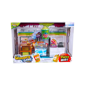 The Grossery Gang Yucky Mart Playset