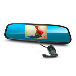 "Gator GRV43MKT 4.3"" Rear View Mirror + Reversing Camera"