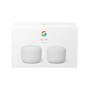Google Nest WiFi 2 Pack (Router and Point)