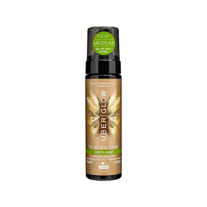 Le Tan Uber Glow Foamed Oil Self Tanning Foam 200ml - Green Base